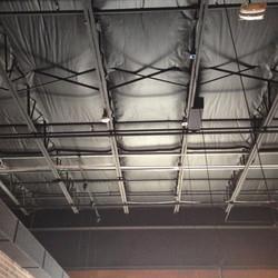 Black R-16 ROD Suspension Insulation Bar Joist