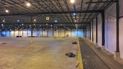 90,000 Sq.Ft. Wall Insulation Renovation