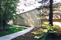 CECO Metal Building for Port Huron Tennis Addition