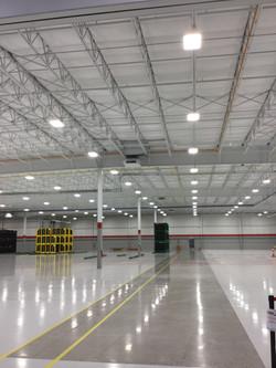 6 - 15 Ton RTU / LED Lights / Polished and Epoxy Floors