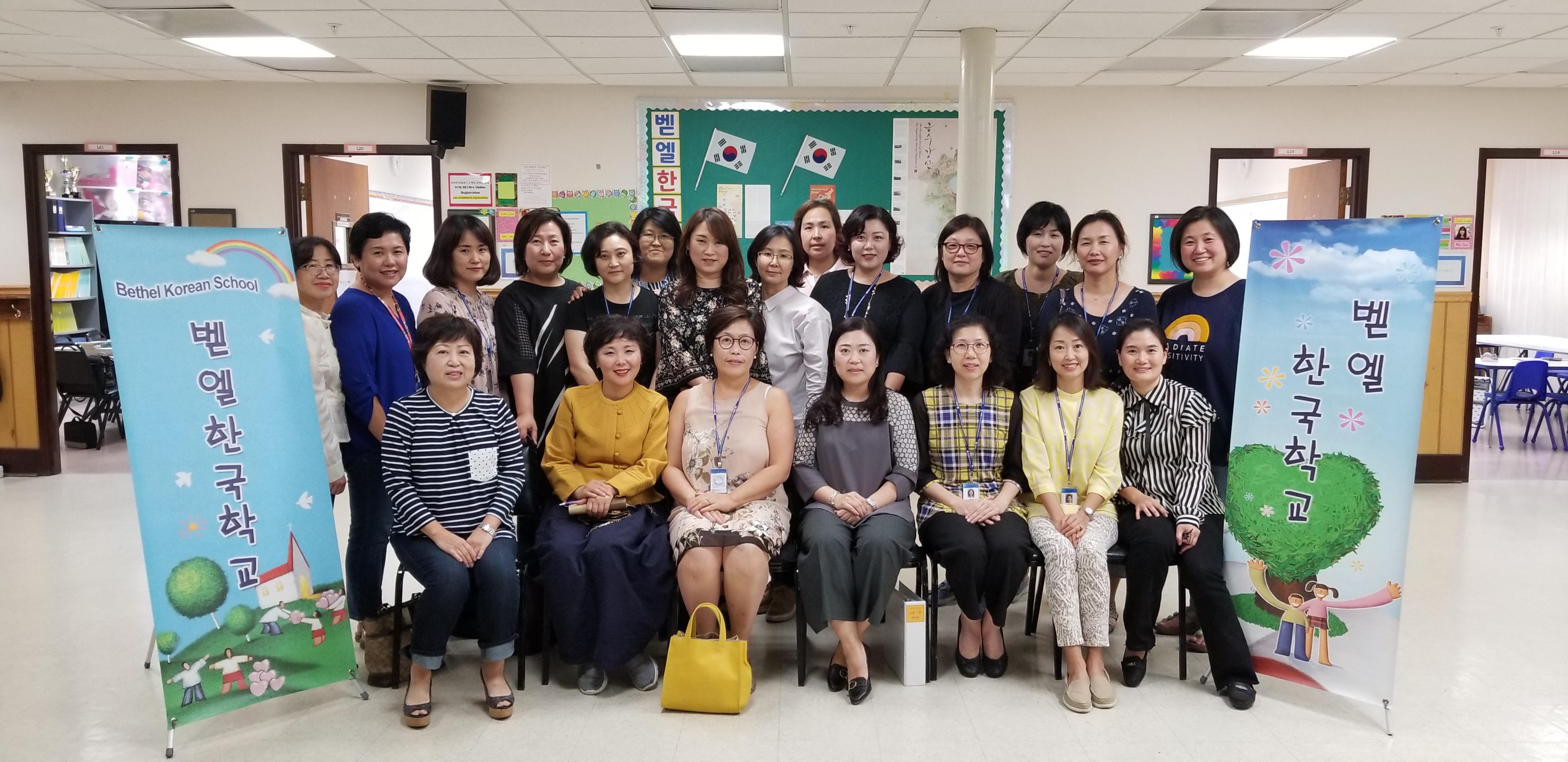 2018-2019 교사진