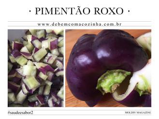 Pimentão Roxo