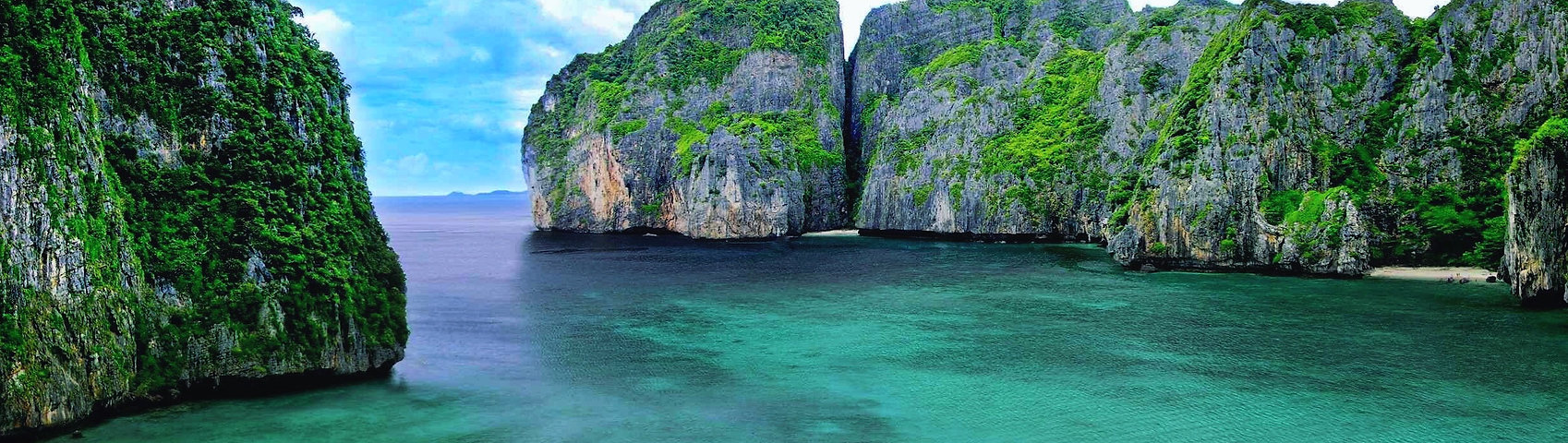 Phi Phi Island Private Longtail Boat Tou