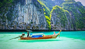 Private Longtail Boat - Phi Phi Islands Tour