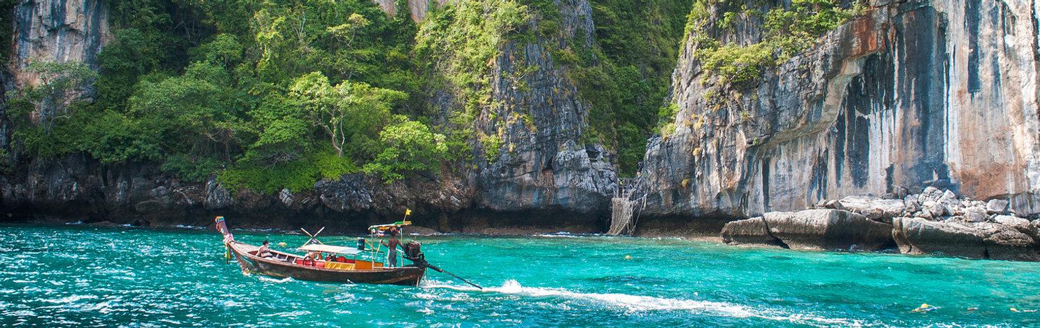 Thai Long Tail Boat Tours