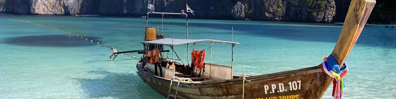 Maya Bay Phi Phi Island Boat Tours