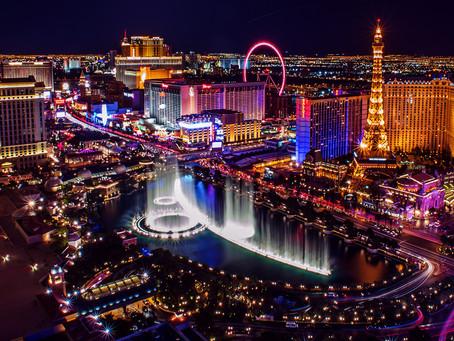 COVID-19 Decontamination Campaign Begins In Las Vegas