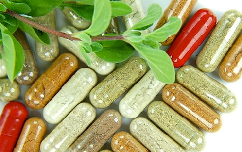 Herbal Support Capsules