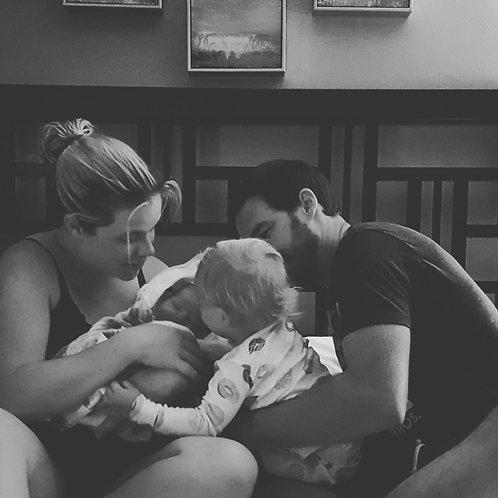 1 week post birth home visit