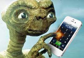 ET - just phoning it in?
