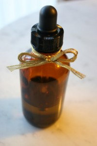 Homeopathic Placenta Tincture