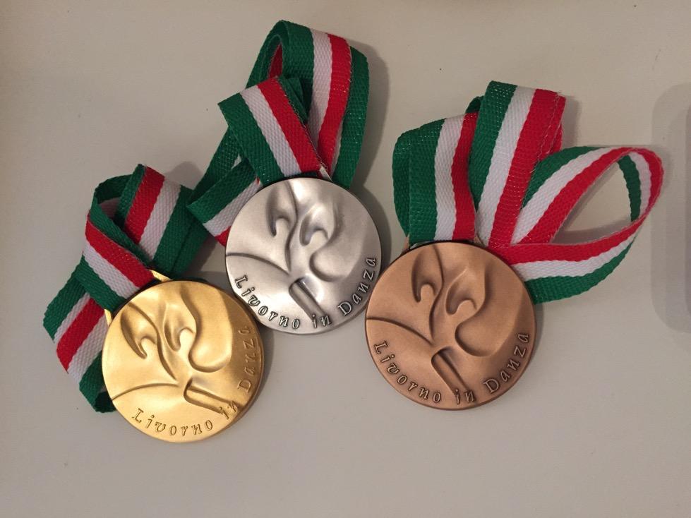 le medaglie