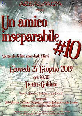 UN AMICO INSEPARABILE #10