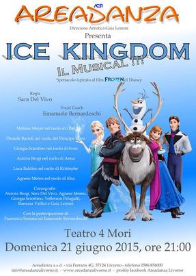 ICE KINGDOM - il musical !