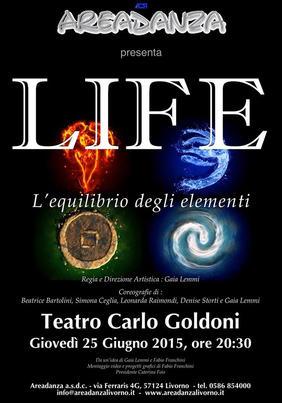 LIFE - l'equilibrio degli elementi