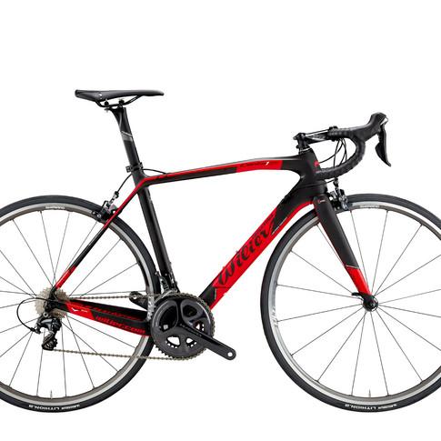 CENTO 1SR-BLACK RED-S8