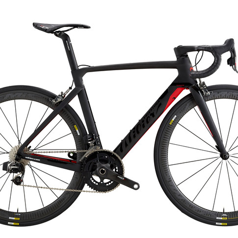 CENTO 10AIR-BLACK RED-D2
