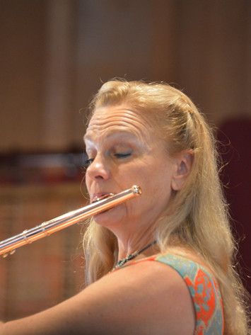 Isabelle Chapuis, Guest Artist at San Diego Coastal Flutes Advanced Summer Masterclass