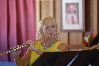 September Payne, San diego flute teachers
