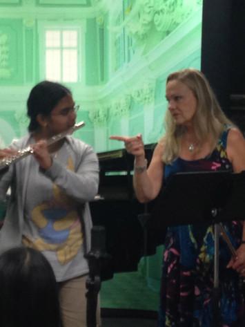 San Diego Coastal Flutes Advanced Summer Masterclass