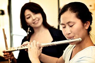 San diego flute lessons, elena yarritu, flute teacher, teacher and student, flute camp, flute workshop, del mar, carmel valley, torrey hills, sorrento valley