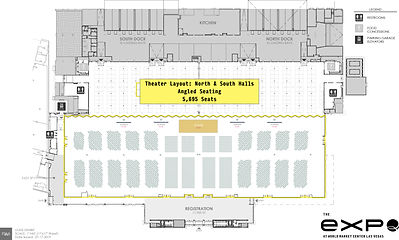 Theater-Layout-North-&-South-Halls- Angl