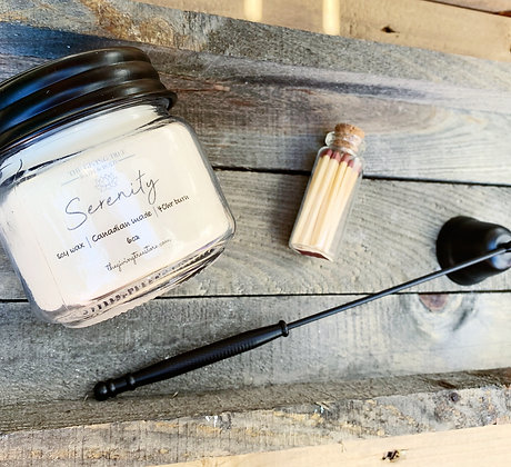 Serenity Candle Gift Set