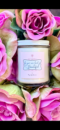 Be Your Own Kind of Beautiful Candle