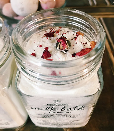 Milk Bath Soak
