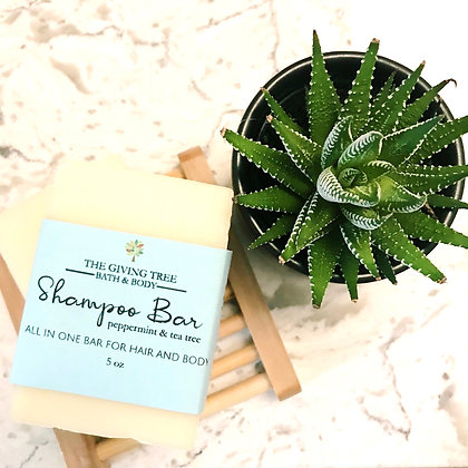 Hair Therapy Shampoo Bar