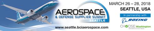 【参加者リストのご案内】<br>Aerospace & Defense Supplier Summit Seattle