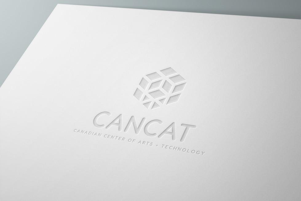 Cancat Logo Design