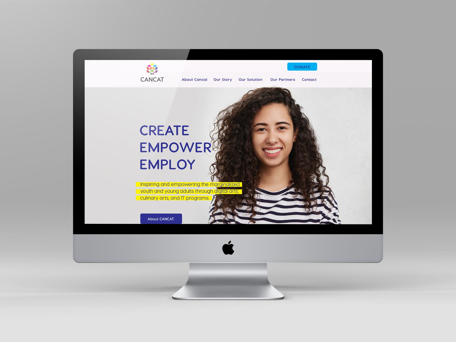 Cancat Website