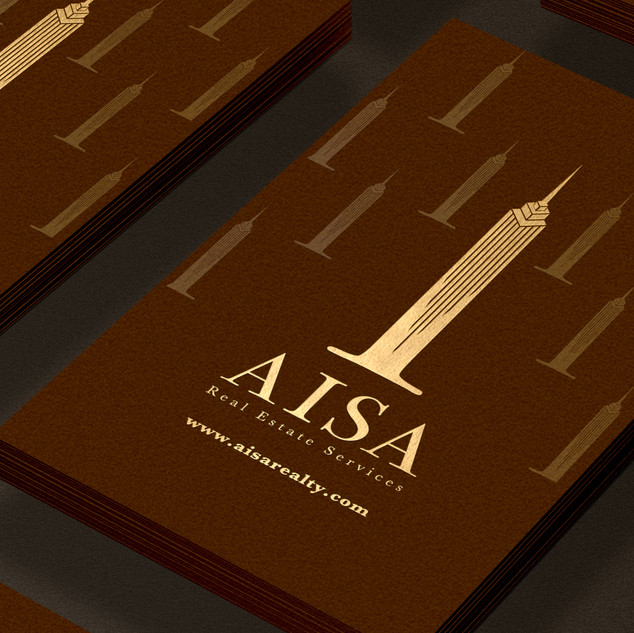 AISA Realty Brand Design