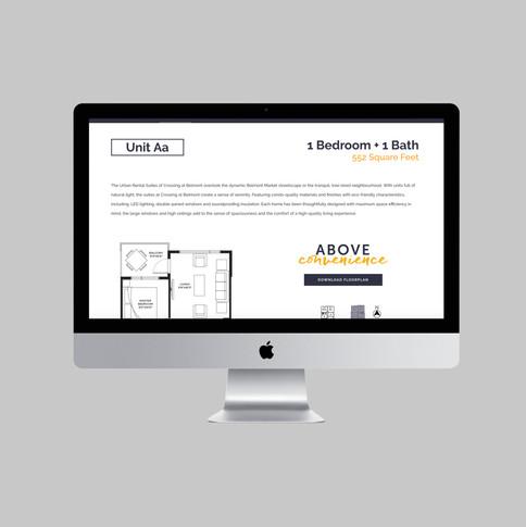 Crossing Website