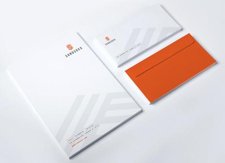 Sandsoxx Branding