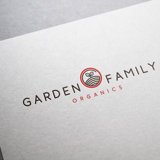 Garden Family Organics Branding