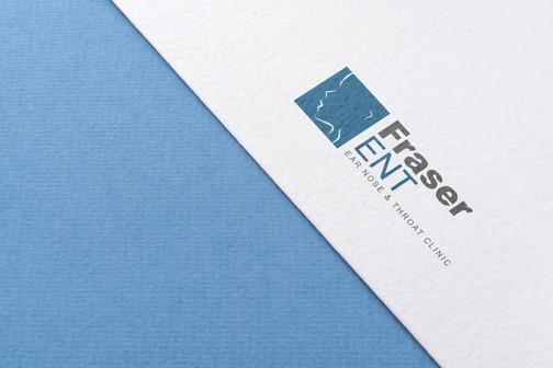 Fraser ENT Branding