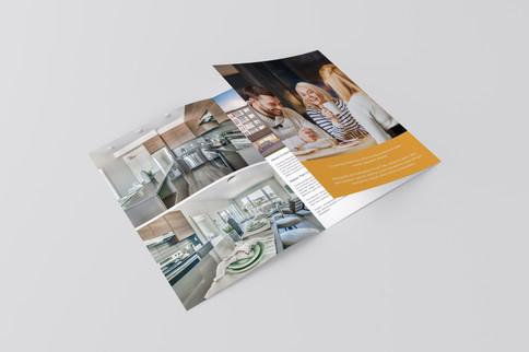 Crossing Brochure Design