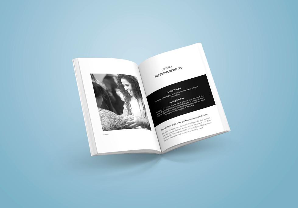 Core Doctrines Book Design