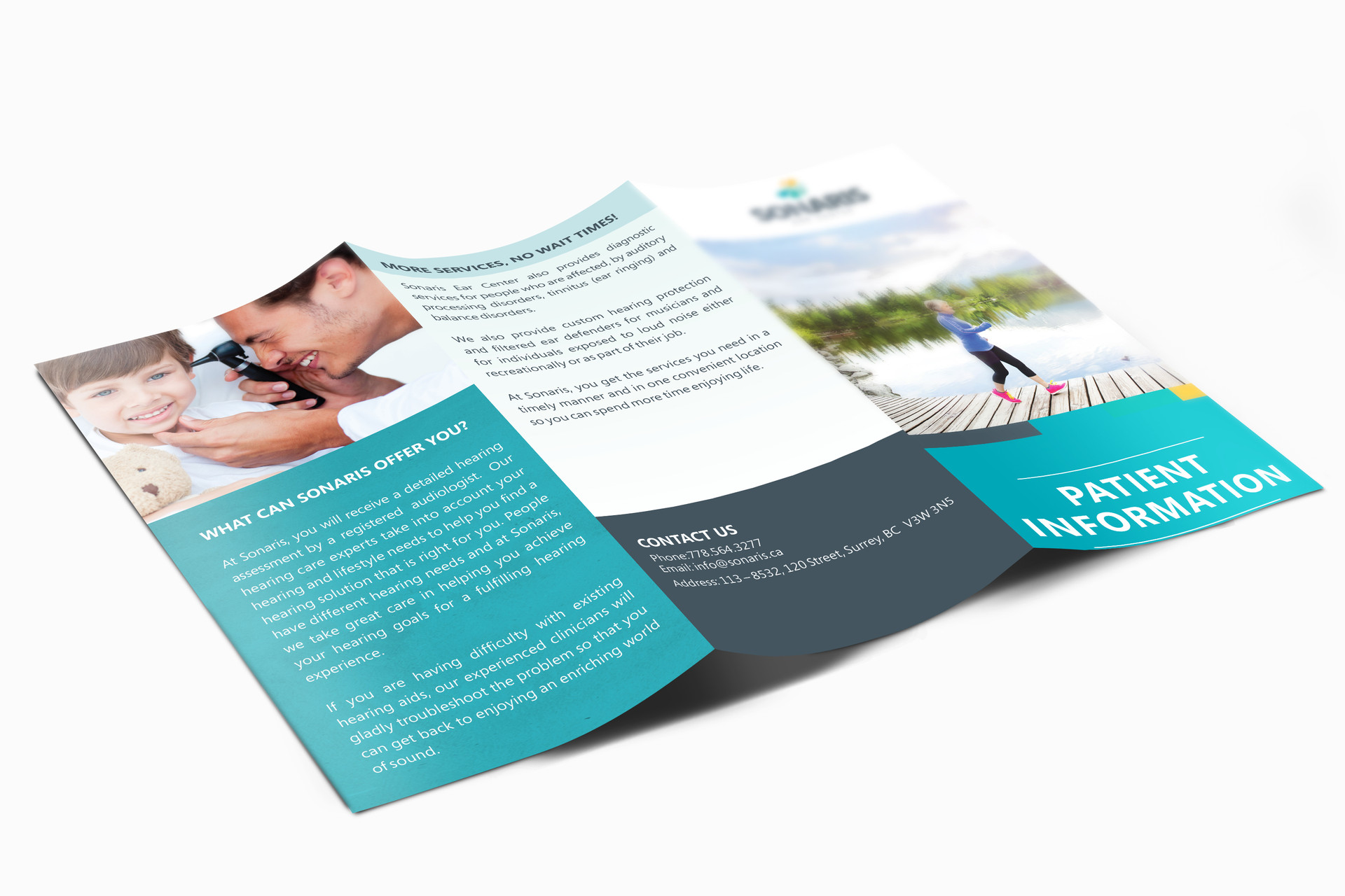 Sonaris Patient Brochure