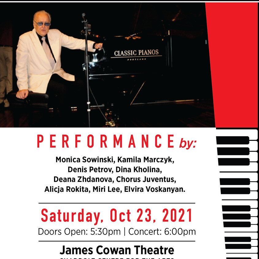 Yesterday, Today and Tomorrow - A musical tribute to Polish-Canadian composer Ryszard Wrzaskala