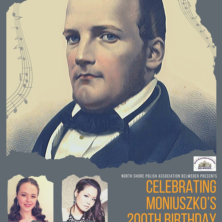 Celebrating Stanislawa Moniuszko's 200th Birthday-Recital