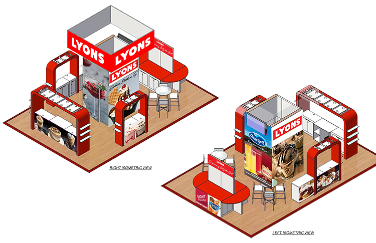 Show Booth Graphics