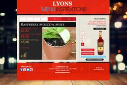 Lyons Magnus Promo Website