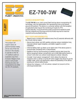 EZ7003W EZ Fleet