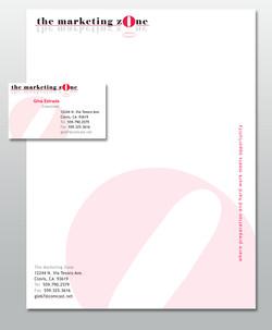 Logo, Business Cards & Letterhead