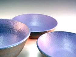 Satin Lapis Nesting Bowls