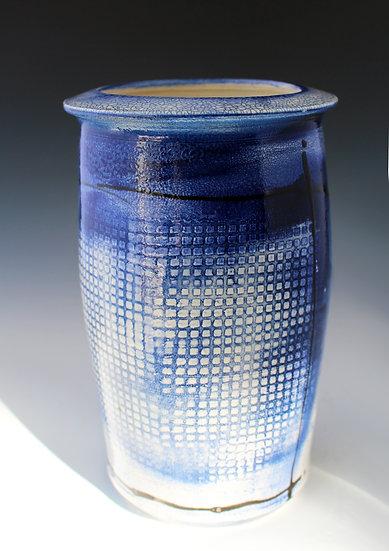 BLU Vase