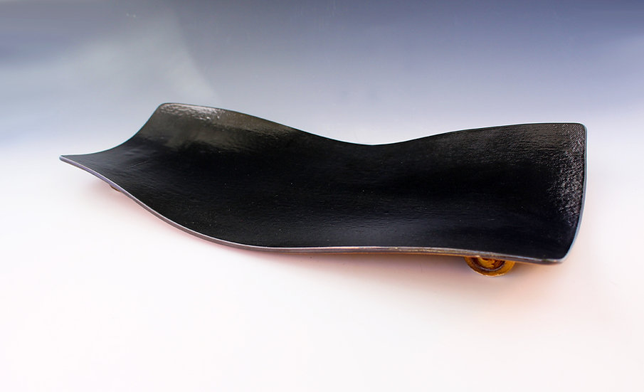 Blackish Platter